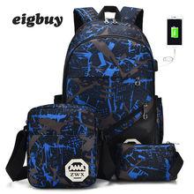 Backpack Student College Waterproof Nylon Backpack Men Women Material Escolar Mochila Quality Brand Laptop Bag School Backpack недорого
