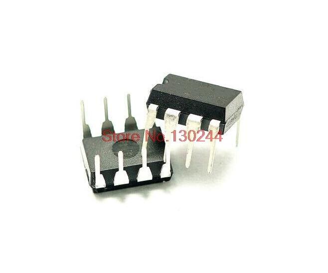2pcs MSGEQ7 Band Graphic Equalizer IC DIP-8 MSGEQ7  SG