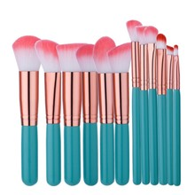 12PCS Pro Makeup Brushes Popular Fantasy Foundation Powder Blush Eyeshadow Brushes Makeup Brush Sets