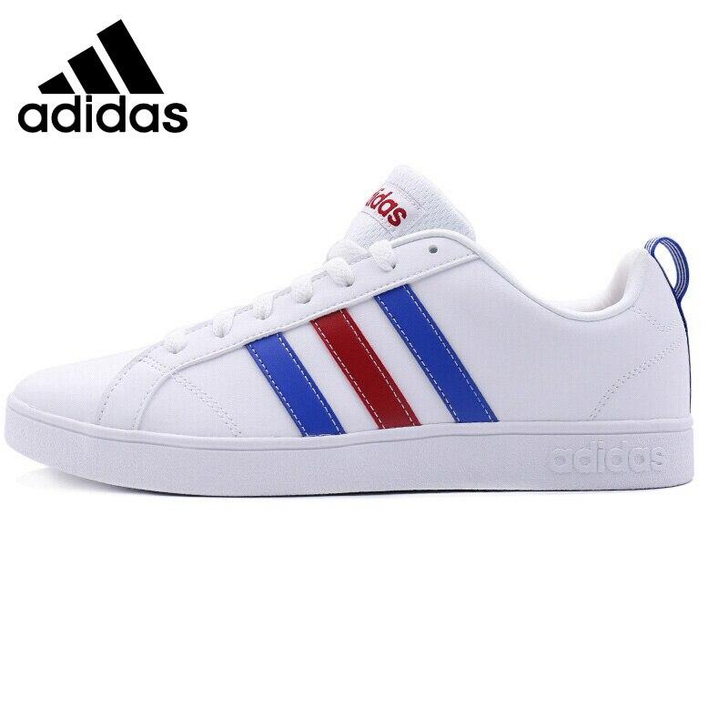 Nouveauté originale 2018 Adidas VS avantage chaussures de Tennis pour hommes baskets