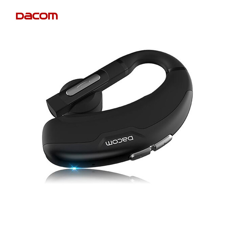 New DACOM M10 Wireless Bluetooth 4.1 Sports Headphone Ear-hook Mini Business Headset with Microphone CVC Noise Cancelling image