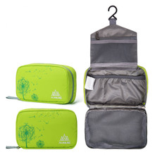 Outdoor Camping Travel Toiletry Kits Foldable Waterproof Cosmetic Organizer Sport Washing Bag