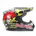 Mens moto de la motocicleta atv casco casco de calidad superior casco capacete motocross off road motocross racing mtb dh casco dot