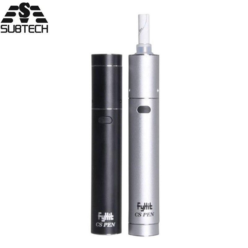 100% Original Ciggo herbstick CS vaporisateur peut s'adapter aux cartouches de recharge herbstick eco e cigarette sèche herbe vaporisateur vape kit