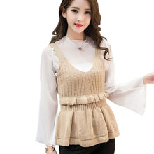Korean Elegant Ruffles Crop Tops Women Camis Sexy Vests Camisoles for Women Cropped T Shirts Female