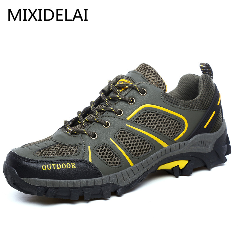 MIXIDELAI New Outdoor Men Shoes Comfortable Casual Shoes Men Fashion Breathable Flats For Men Sneakers zapatillas zapatos hombre цена 2017