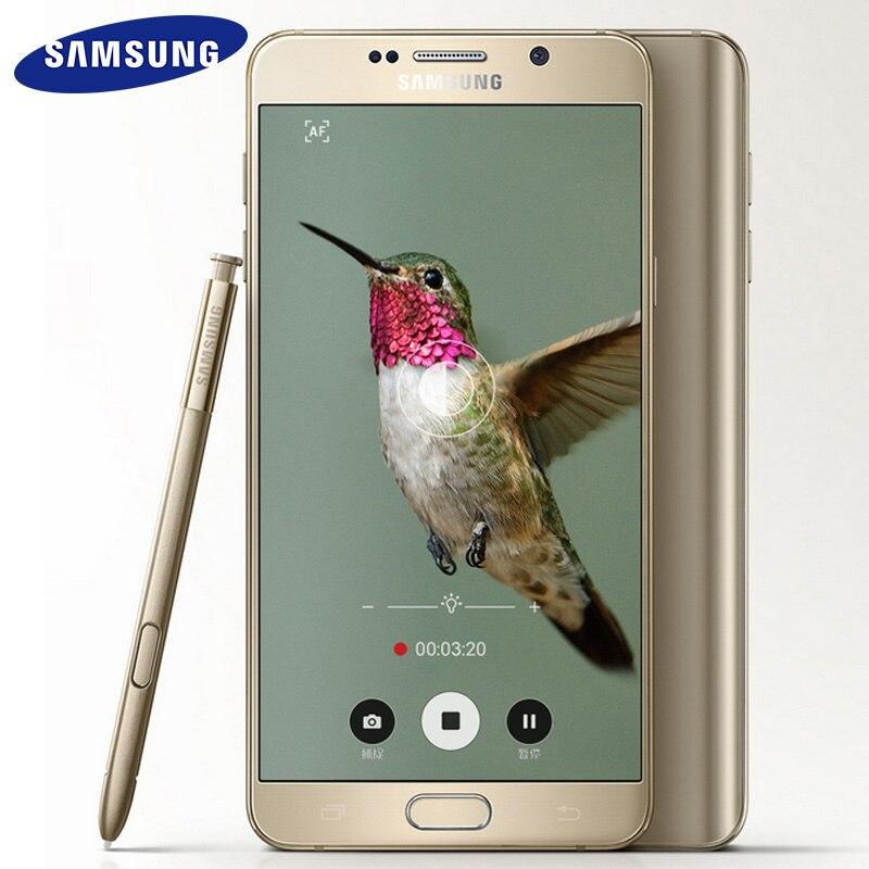 Samsung Note5 Penna Attivo Dello Stilo S Pen di 100% Originale Per Galaxy Note 5 N920 N920I N920G N920T N920A Caneta Touch schermo Penna S-Pen