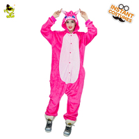 New Design Fly Stitch Pajamas Woman Cute Pajamas Costumes Carnival Party Adult Hooded Dressup Funny Animal Women Sleepwear