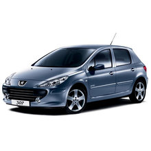 4pc stickers on cars interior inside door handle atmosphere lamp for Peugeot 307 206 308 407 207 2008 3008 508 2017 406 301