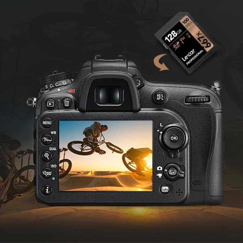 Thẻ NHỚ Lexar SD 32 GB 64 GB 128 GB 256 GB Thẻ Drone Camera GoPro Thẻ Nhớ SD Thẻ 667X carte SD Flash thẻ tarjeta cartao de ghi nhớ