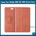 Новейшее Высокое качество мода case обложка Для Onda SE V80 V80 Octa Ядро бесплатная доставка + free Screen Protector