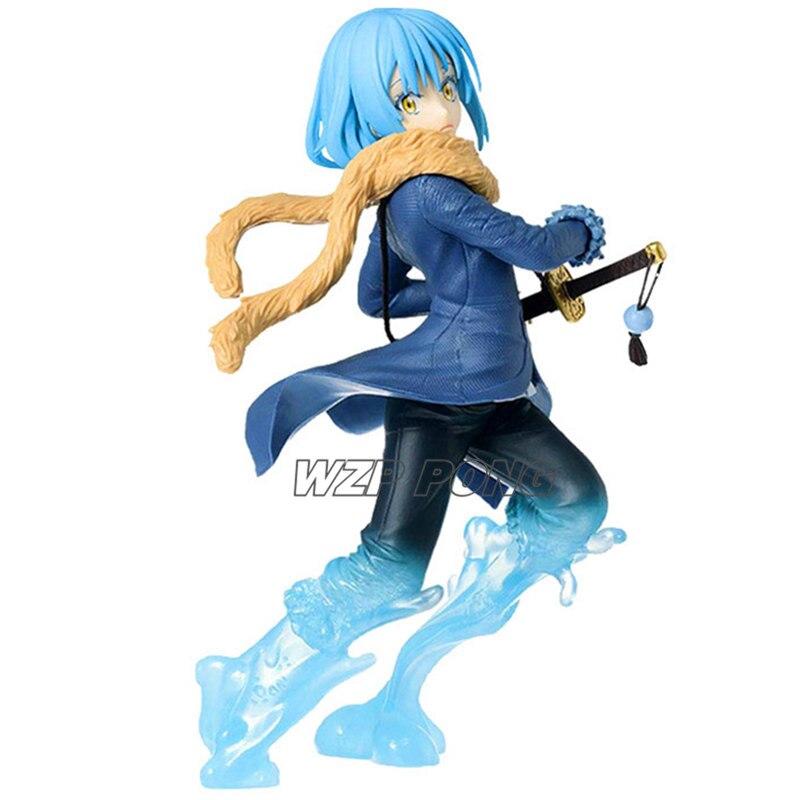 Nouveau Anime cette fois-là je me suis réincarné comme un Slime Rimuru Tempest modèle jouet PVC Collection figurine d'action jouets cadeau d'anniversaire 20 cm