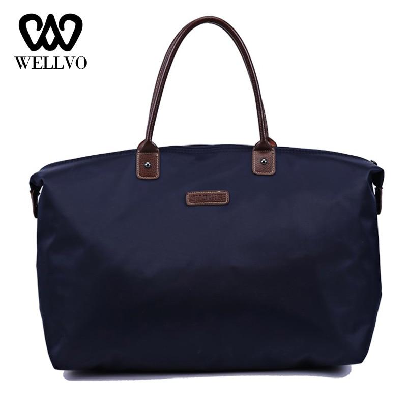 Brand Women Travel Bag Casual Business Luggage Travel Duffle Bags Tote Large Capacity Handbag Female Hand Weekend Bag XA701WB
