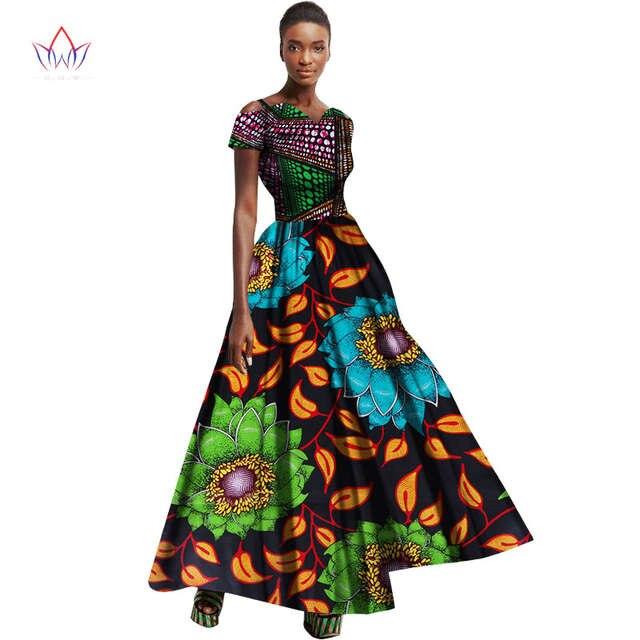 New Autumn Dress African Dresses for Women Hollow Out Off Shoulder Party  Dress Elegant Ladies Vestidos 07fb09d7190a