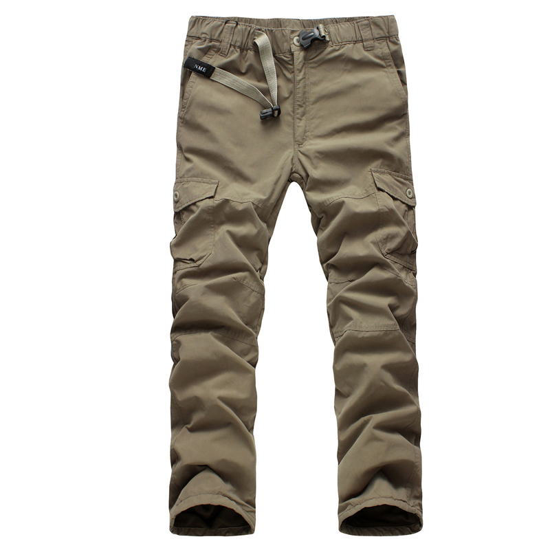Winter Warm Mens Pants 2016 Designer Male Trousers Thicken