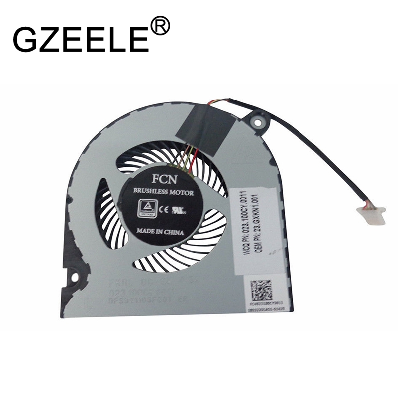 GZEELE New CPU Cooler Fan For Acer Swift 3 SF314-54 SF314-54G Cpu Cooling Fan 23.GXKN1.001 allblue slugger 65sp professional 3d shad fishing lure 65mm 6 5g suspend wobbler minnow 0 5 1 2m bass pike bait fishing tackle