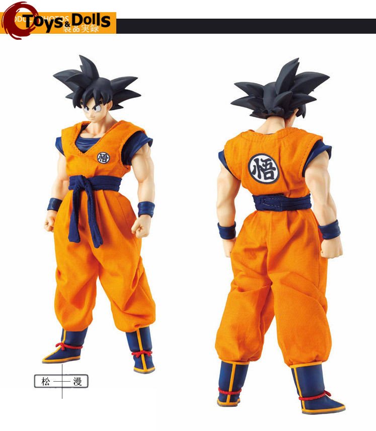 New D.O.D DBZ Dimension of Dragon Ball Z Super Saiyan Son Goku PVC Action Figure Figuren Model Doll Collectible Kids Toys Gifts new hot 21cm dragon ball super saiyan 3 son goku kakarotto action figure toys doll collection christmas gift with box sy889
