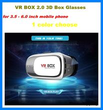 2016 Google cardboard VR BOX II 2.0 Version VR Virtual Reality 3D Glasses For 3.5 – 6 inch Smartphone for htc for sony for nokia
