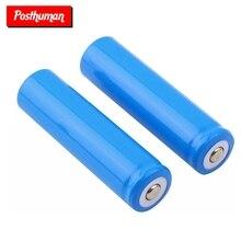 все цены на 1/2/4/6pcs High quality 18650 li ion charger battery 5000mAh rechargeable battery 3.7V lithium battery for laser pen power bank онлайн
