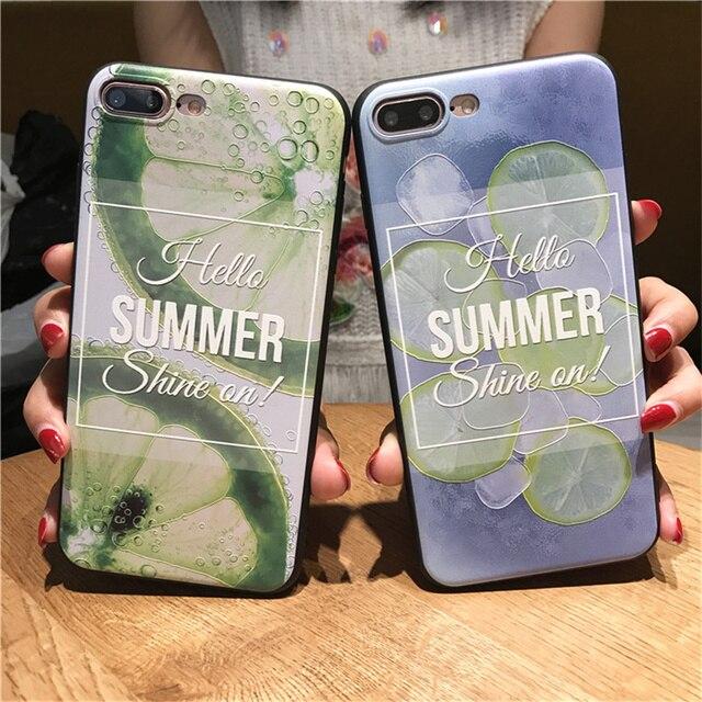 coque iphone 6 plus summer