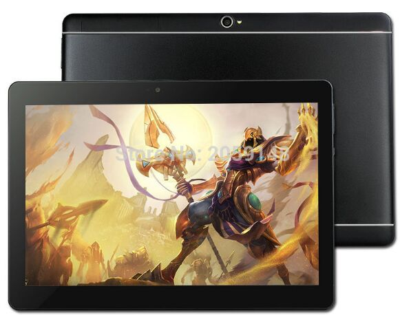 10 Zoll 3g Wcdma Tabletten Octa-core Android 7.0 Ram 4 Gb Rom 64 Gb Dual Sim Karten 1280*800 10,1 Zoll Tablet Pcs Dhl-freies + Gifs