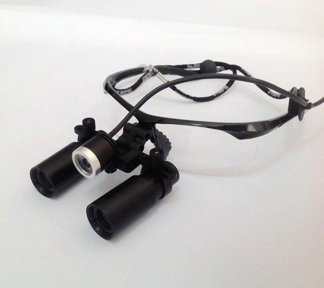 67082d5c9a Neurochirurgie 6X loupe dentaire lumière LED Illuminant lunettes de vue  orthopédique chirurgie médicale loupe