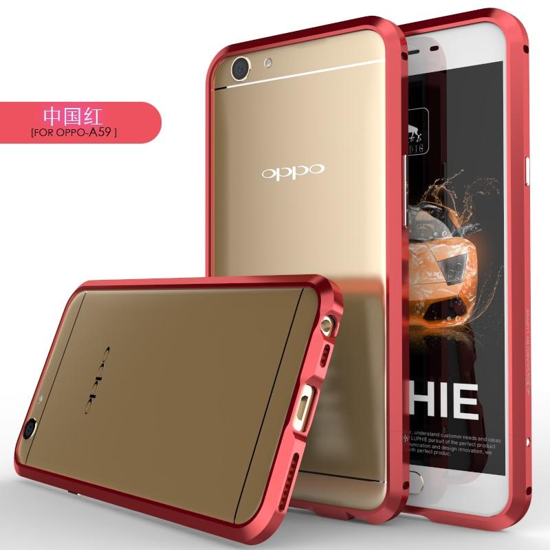 Luphie aluminum metal bumper case frame cover metal phone cases jpg