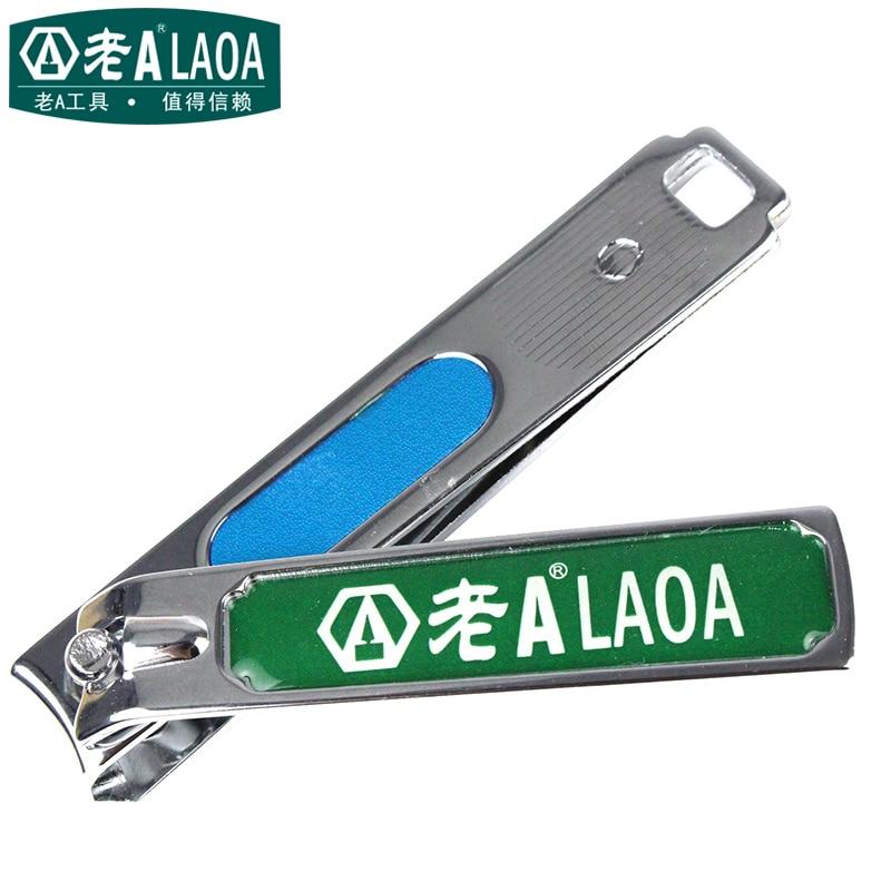LAOA Ciseaux à ongles Nouveaux coupe-ongles en acier inoxydable - Outillage à main - Photo 3