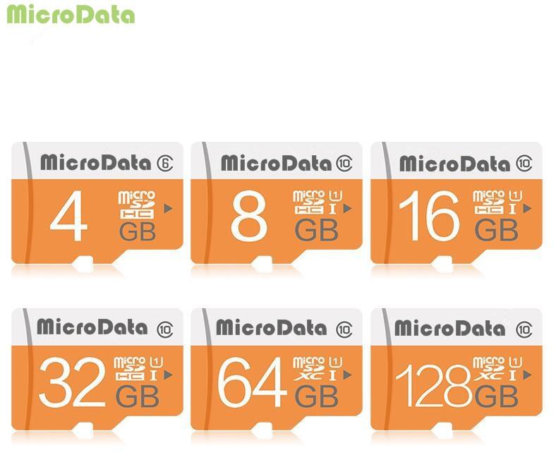 Micro sd-kaart 64GB 128GB tf-kaart SDHC/SDXC 16 gb 32GB NIEUWE collectie geheugenkaart + ...