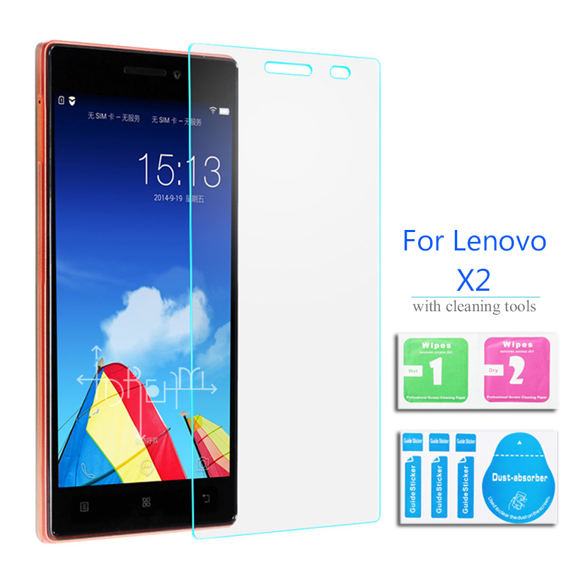 For Lenovo vibe X2 Pro Tempered glass Screen Protector 0.26mm 2.5 9h Safety Protective Glass Film on X2Pt5 Dual Sim Lte