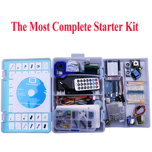 Image 2 - Kuongshun Super zestaw startowy/uczenia się zestaw do arduino zestaw startowy z 32 projekty + 1602 LCD RFID + PDF