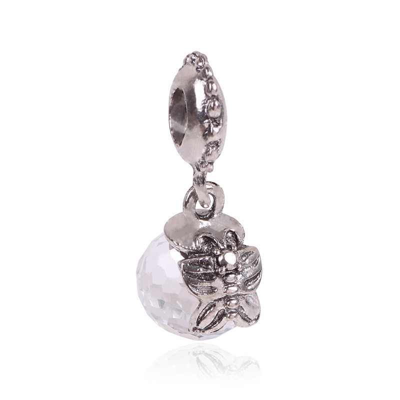 Couqcy 2020 New Silver Color Perlen Charm European mit Mickey Cartoon - Modeschmuck - Foto 5