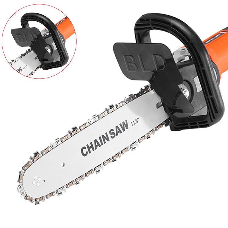Carbon Steel Grinding Company New Zealand: Drillpro DIY High Carbon Steel 11.5 Inch Chainsaw Bracket
