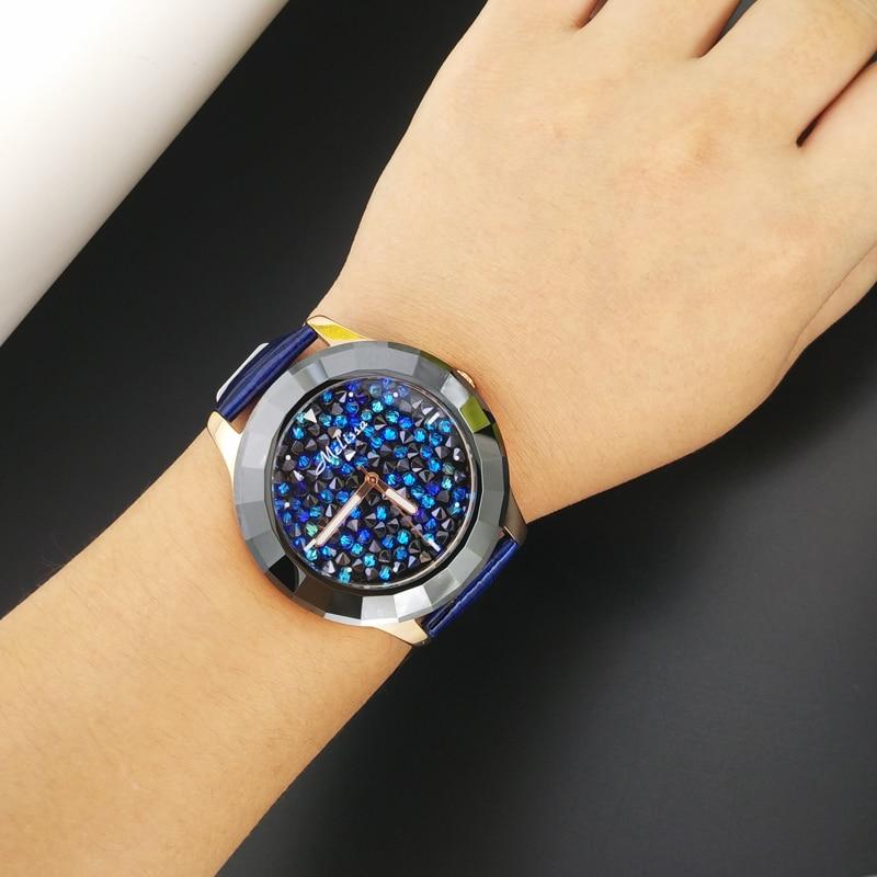 Melissa Lady Women s Wrist Watch Quartz Hours Best Fashion Jewelry Bracelet Brand Leather Girl Luxury