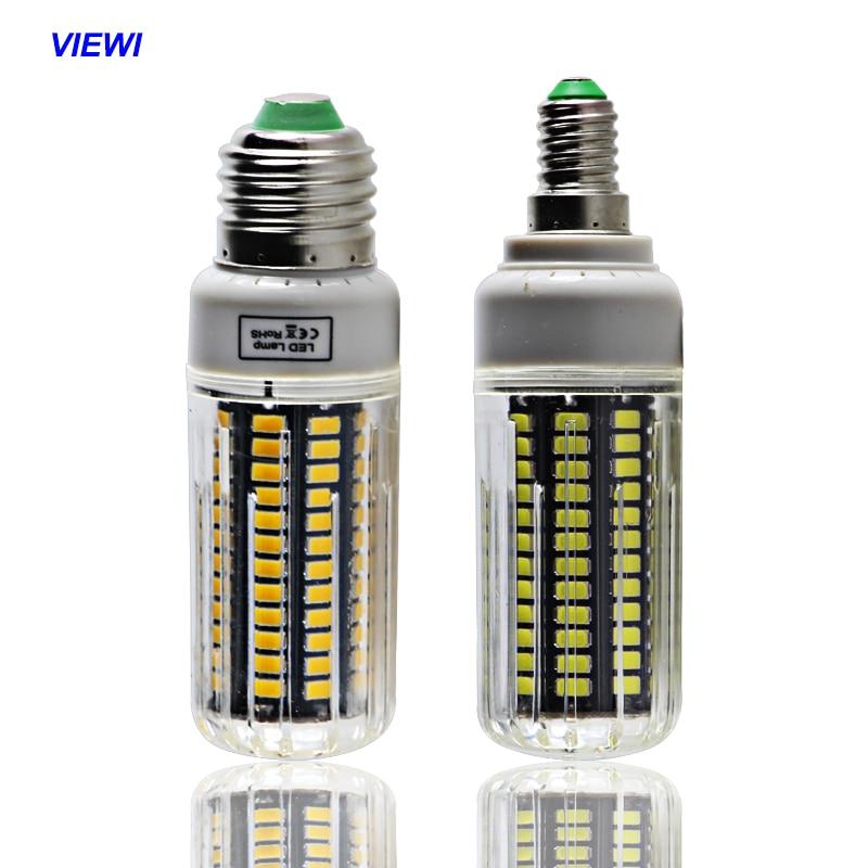 Ampulle led e27 E14 birne lampe 21 watt Ac 110 220 volt mais licht SMD5736 super helle 105 leds warme weiß energiesparende 360 Winkel