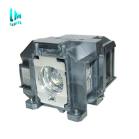 Projector lamp for ELP67 V13H010L67 For Epson EB X02 EB S02 EB W02 EB W12 EB X12 EB S12 S12 EB X11 EB X14 EB W16 eb s11 H432B