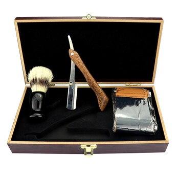 Professional Barber Shaving Straight Razor Rasoir De Barbier High Quality Stainless Steel Women Razor Male Body Face Underarm 4