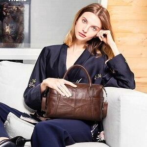 Image 5 - كوبلر ليجند حقائب كبيرة للنساء 2019 جلد طبيعي حقيبة كتف حقيبة يد كلاسيكية موضة أنثى حمل العلامة التجارية الشهيرة Bolsas