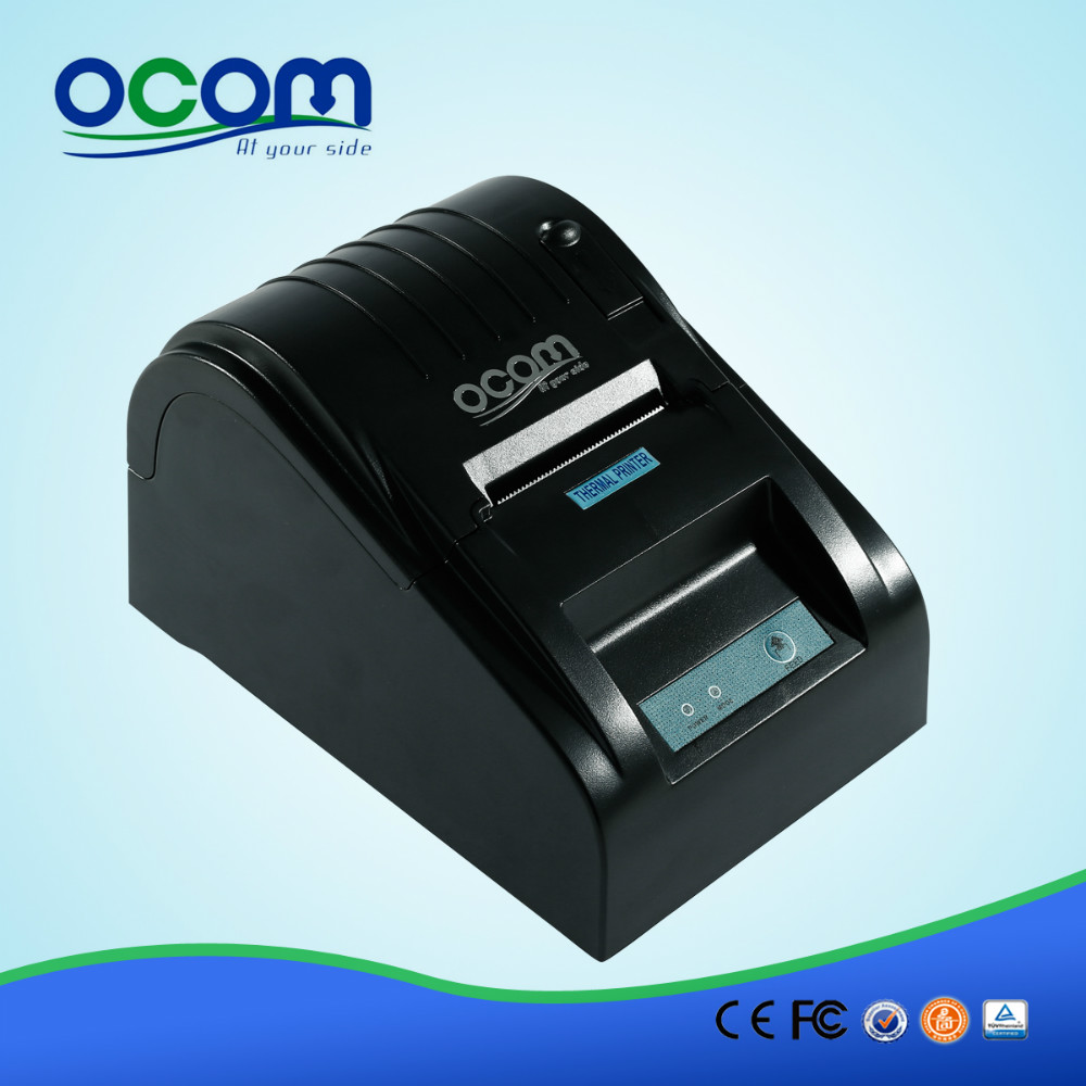 ФОТО OCPP-585-B 2 Inches Android Buletooth POS Thermal Bill Printer