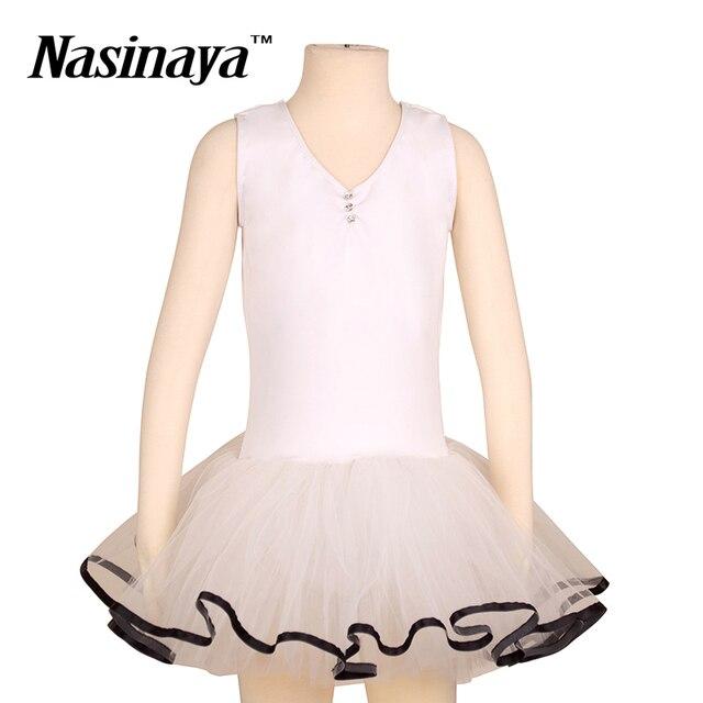 fc5f6b03b6fd Rhythmic Gymnastics Leotard RG dress Children Ballet Performance ...