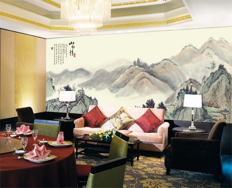 online get cheap chinese wallpaper murals great wall -aliexpress