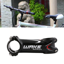 WAKE New Aluminium Alloy Mountain Road MTB Cycling Bike Stem Handlebar Stem Bicycle Accessories 31.8mm *130mm In Stock
