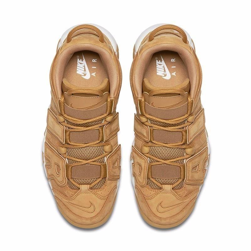 1644d9b3af4 NIKE Air More Uptempo Original Mens Basketball Shoes Stability Retro ...