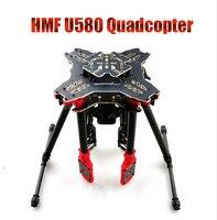 JMT HMF U580 Totem Serie RC Quadcopter Frame 4 Axis opvouwbaar Rack Carbon Paraplu Drone FPV Landingsgestel Gimbal Mount buis