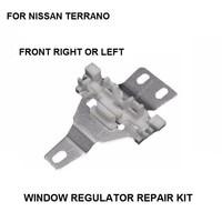WINDOW REGULATOR REPAIR METAL SLIDER FOR NISSAN TERRANO R20 FRONT LEFT RIGHT 1998 2004