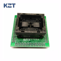 QFN32 MLF32 IC Test Adapter Pitch 0 5mm IC550 0324 007 G Programming Socket Open Top