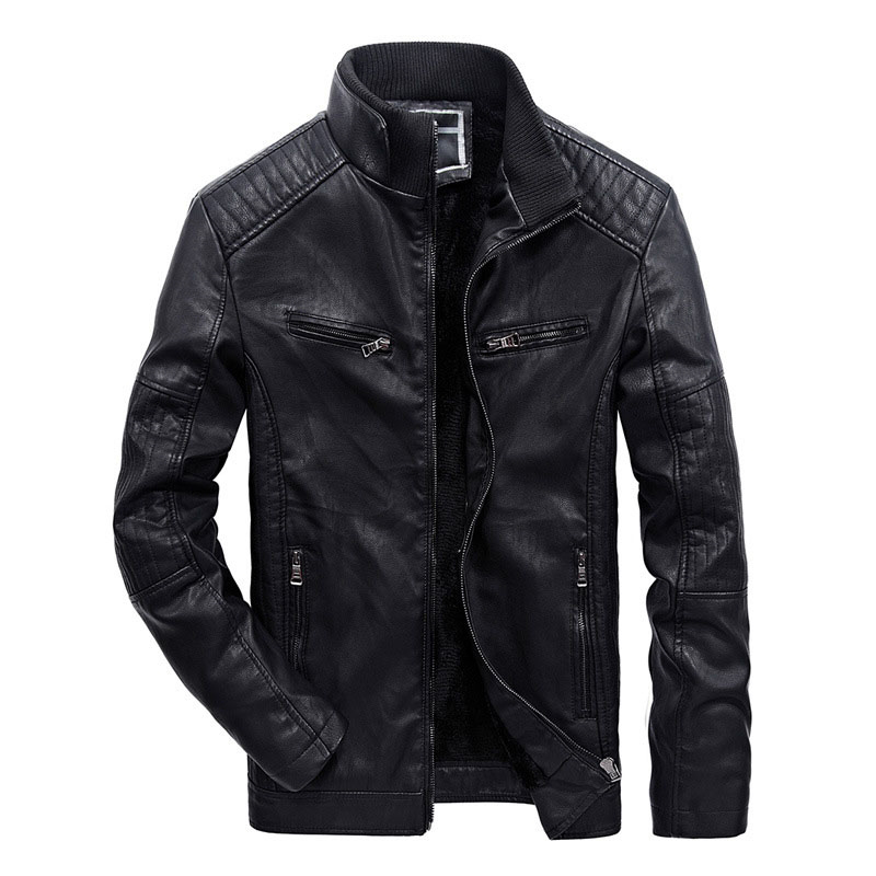 Top 9 Most Popular Fashion Leather Biker Jacket Men 27s List And