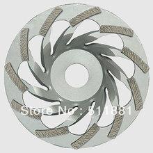 7 » алмазные шлифовальные плиты | 180 мм бетононасос диск для рук — состоится угловой шлифовальной машины | торнадо диск, Удаление стружки быстрая