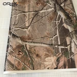 Image 3 - MATTE Realtree Camo Air Release Wrap Vinyl For Auto Truck Wraps Decals Size: 10/20/30/40/50X152CM