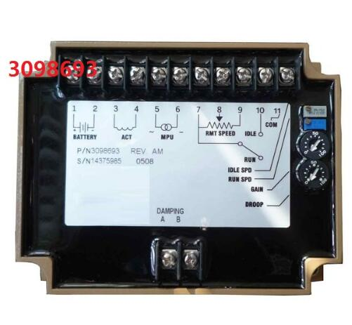 Speed Controller 3098693 for generator generator speed controller 3098693